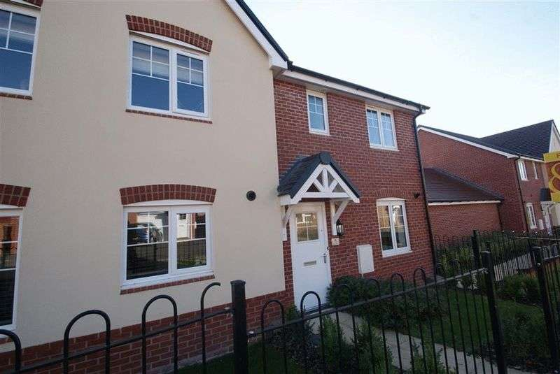 3 Bedrooms Semi Detached House for sale in Eton Dourney Walk , Andover
