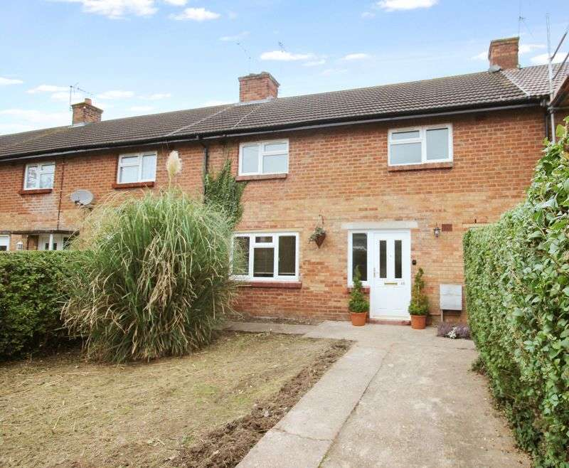 3 Bedrooms Terraced House for sale in Allendale Crescent, Studley