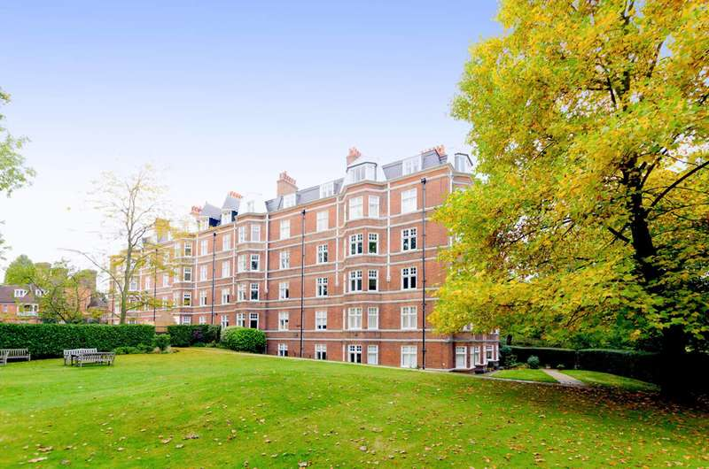 4 Bedrooms Flat for sale in East Heath Road, Hampstead, NW3