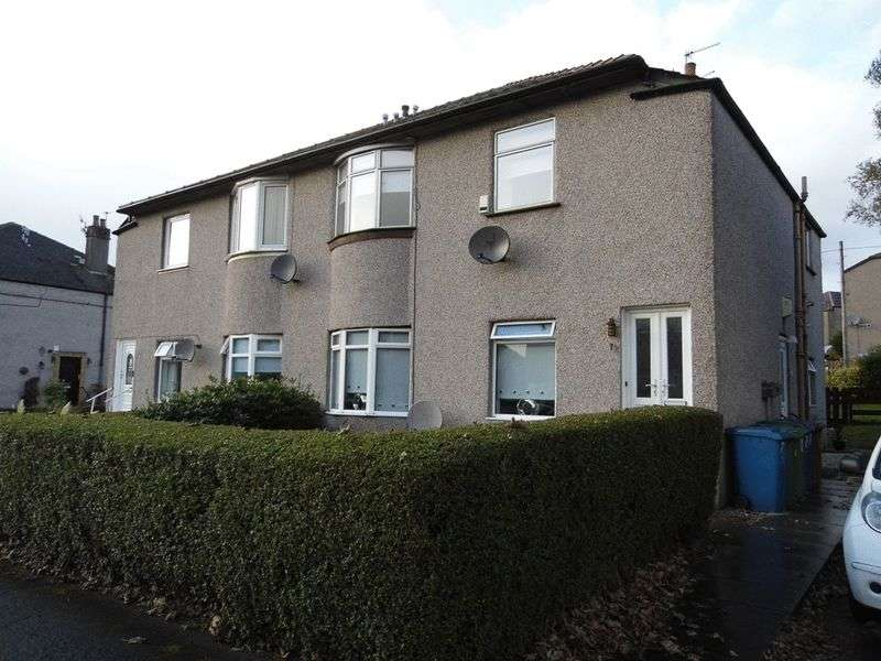 2 Bedrooms Flat for sale in 72 Bearford Drive, Hillington, Glasgow