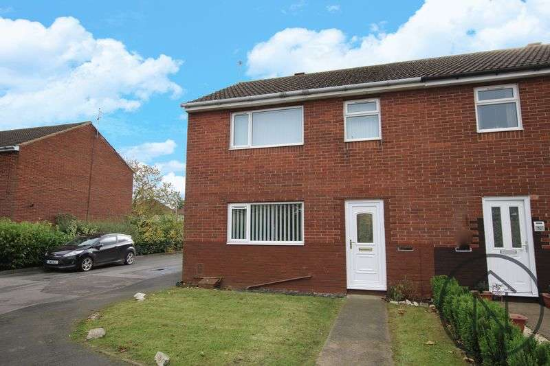 3 Bedrooms Terraced House for sale in Skipton Close, Ferryhill