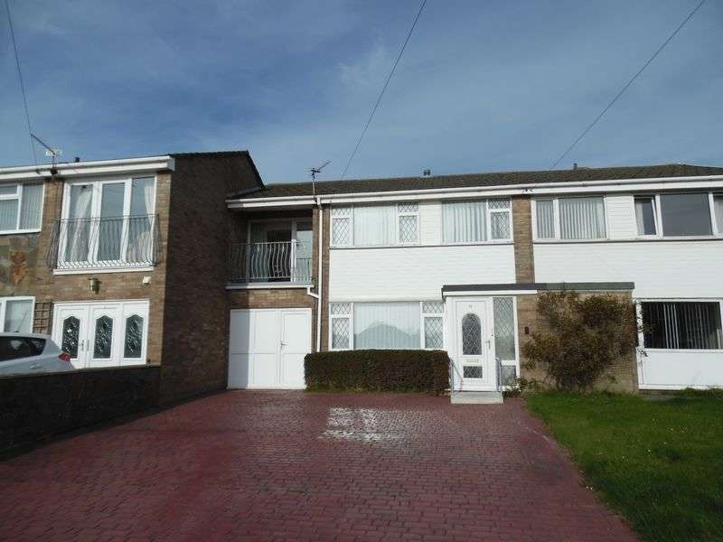 3 Bedrooms Semi Detached House for sale in Clos-y-Deri Porthcawl CF36 3PR