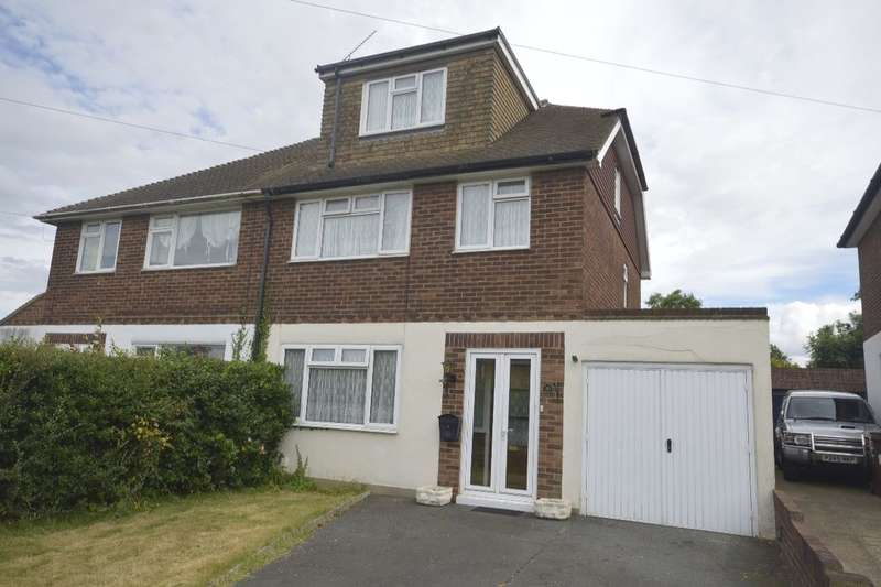 5 Bedrooms Semi Detached House for sale in Taverners Road, Rainham, Gillingham, ME8