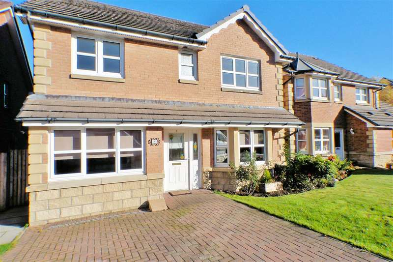 5 Bedrooms Detached House for sale in Brendon Avenue, Lindsayfield, EAST KILBRIDE