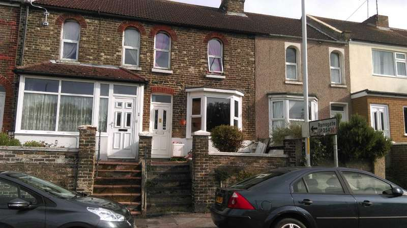 2 Bedrooms Terraced House for sale in Tivoli Road