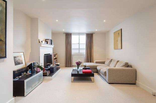 2 Bedrooms Mews House for sale in Redfield Lane, London, SW5
