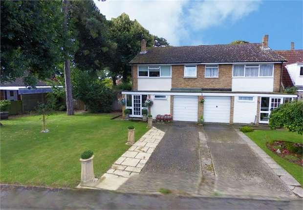 4 Bedrooms Semi Detached House for sale in Leaders Way, Newmarket, Suffolk