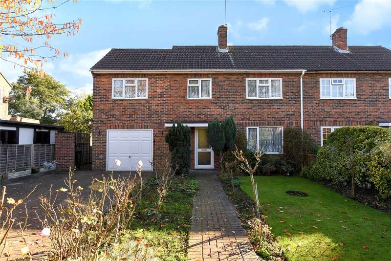 4 Bedrooms House for sale in Rivermead Road, Camberley, Surrey, GU15