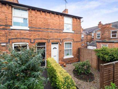 2 Bedrooms End Of Terrace House for sale in Edwinstowe Avenue, West Bridgford, Nottingham, Nottinghamshire