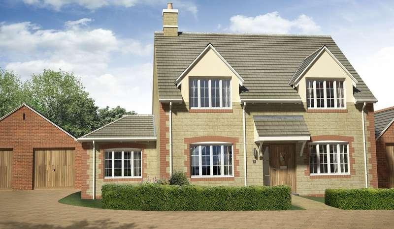 3 Bedrooms Detached House for sale in Shrivenham