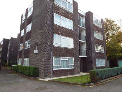 2 Bedrooms Flat for sale in Hilltop Court, Brooklands Road, Manchester, Greater Manchester
