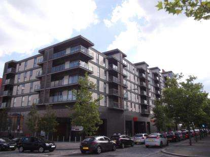 2 Bedrooms Flat for sale in Amethyst House, 602 South Fifth Street, Milton Keynes, Buckinghamshire