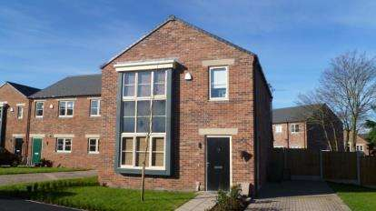 4 Bedrooms Detached House for sale in Meadow Rise, Harbour Lane, Warton, St Annes, PR4