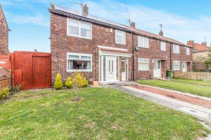 2 Bedrooms End Of Terrace House for sale in Monkton Avenue, South Shields, Tyne and Wear, NE34