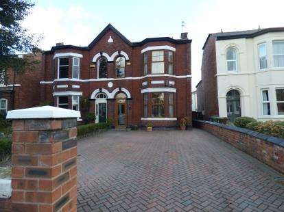4 Bedrooms Semi Detached House for sale in Hawkshead Street, Southport, Merseyside, PR9
