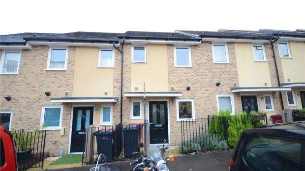2 Bedrooms Terraced House for sale in Tay Road, Tilehurst, Reading