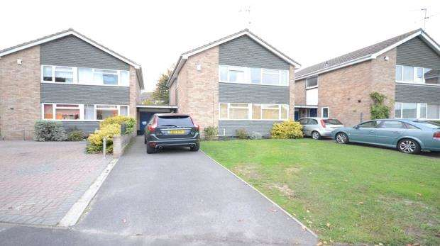 4 Bedrooms Link Detached House for sale in Lunds Farm Road, Woodley, Reading