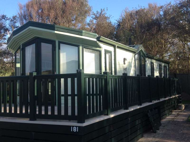 3 Bedrooms Caravan Mobile Home for sale in Croyde Bay, North Devon