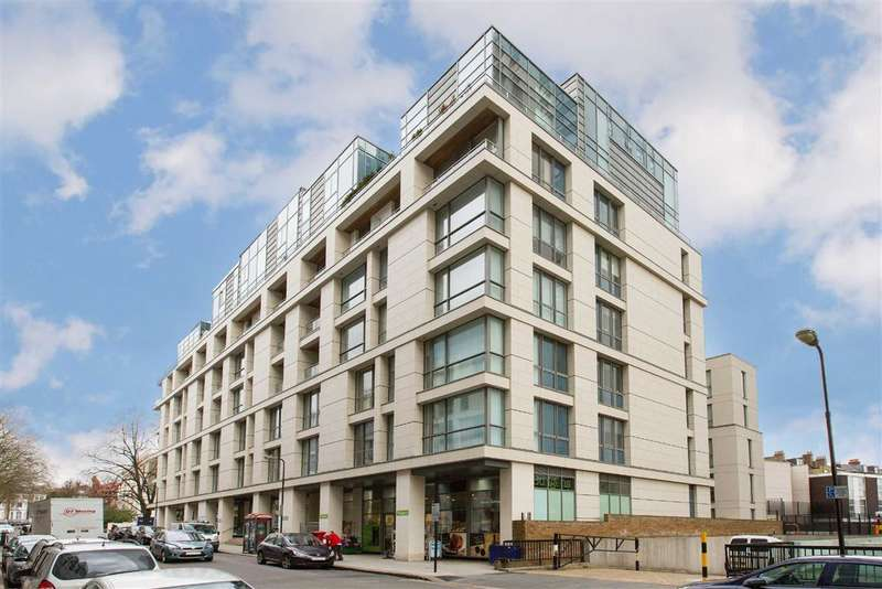 4 Bedrooms Flat for sale in Melrose Apartments, London, NW3