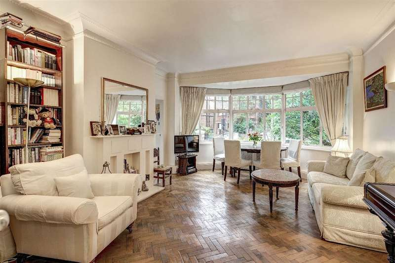 3 Bedrooms Property for sale in Eton Avenue, Belsize Park, NW3
