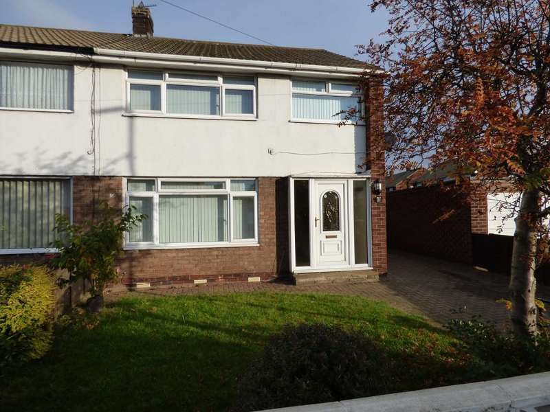 3 Bedrooms Semi Detached House for sale in Welland Road, Redcar