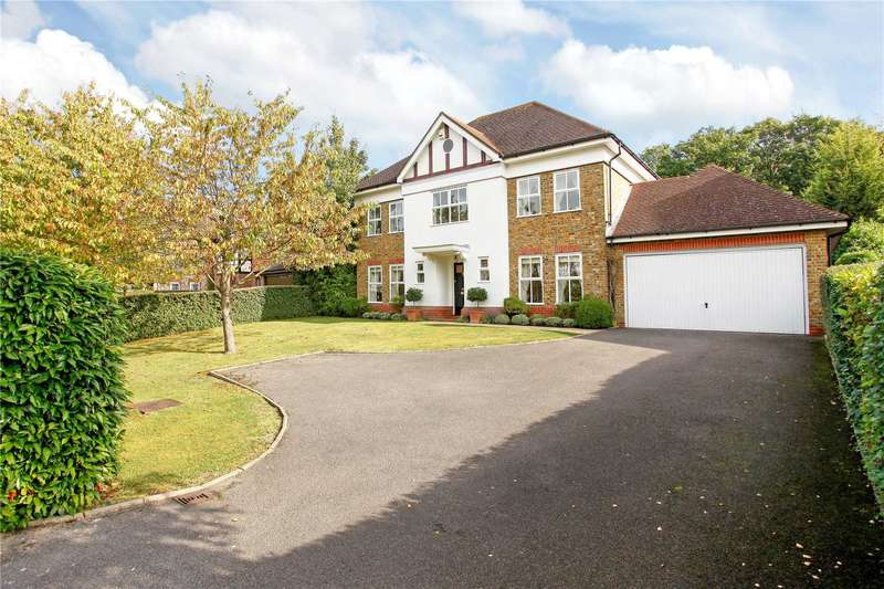 5 Bedrooms Detached House for sale in Wellfield Gardens, Carshalton, Surrey, SM5