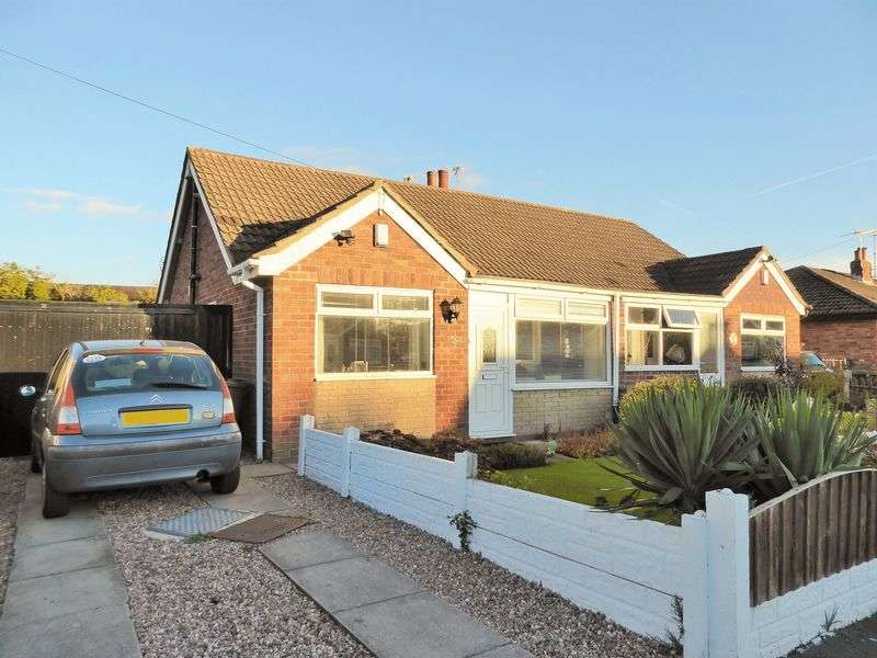 3 Bedrooms Semi Detached Bungalow for sale in Rufford Drive, Banks, Southport