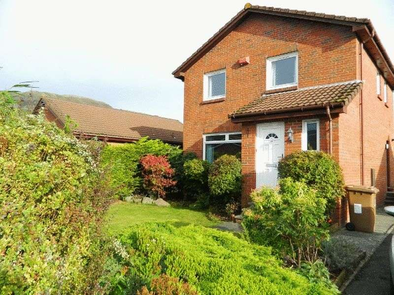 3 Bedrooms Detached House for sale in 14 SPINNERS WYND, TILLICOULTRY