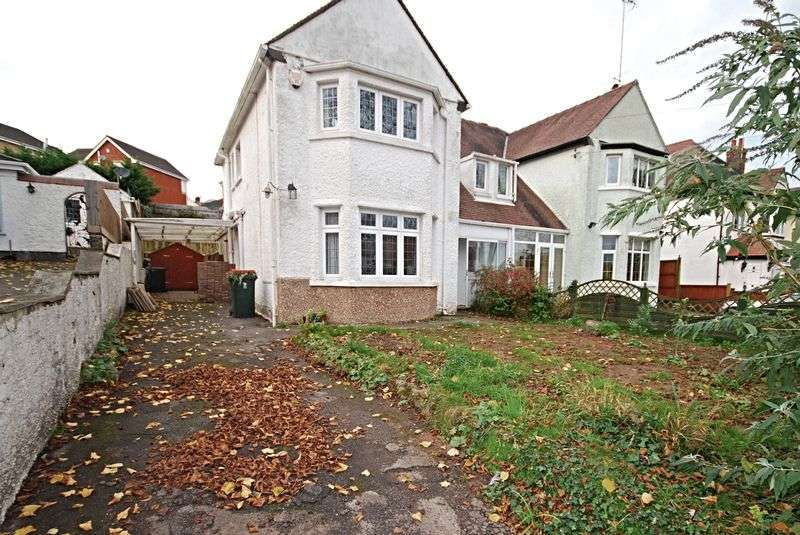3 Bedrooms Semi Detached House for sale in Superb Larger Style Family House, Ridgeway, Newport
