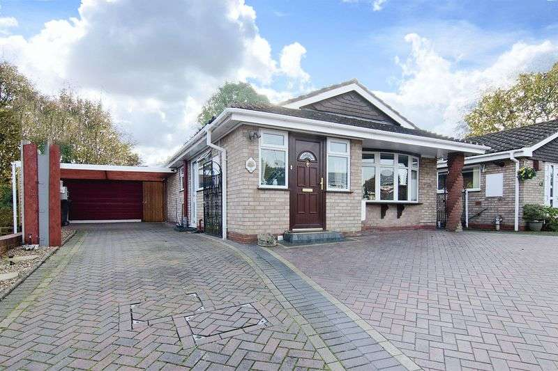 3 Bedrooms Detached Bungalow for sale in Halecroft Ave, Wednesfield