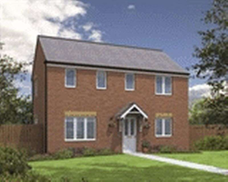 3 Bedrooms Detached House for sale in The Clandon - Holly Bank - 3 Bed Detached