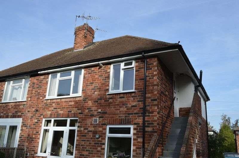2 Bedrooms Flat for sale in Glenwood Grove, LINCOLN