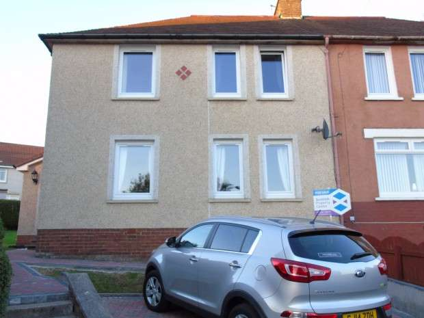 4 Bedrooms Semi Detached House for sale in Eastlea Place, Gartlea, Airdrie, ML6, Airdrie, ML6