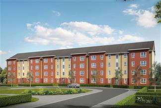 Apartment Flat for sale in Springfield Gardens, Parkhead, Glasgow, G31