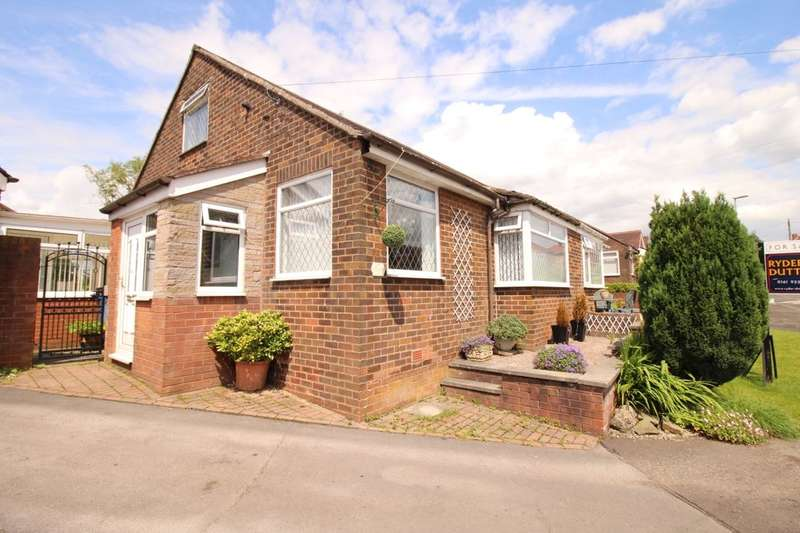 3 Bedrooms Semi Detached Bungalow for sale in Ennerdale Avenue, Royton, Oldham, OL2
