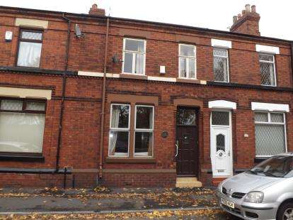 3 Bedrooms Terraced House for sale in Lingholme Road, St. Helens, Merseyside, WA10