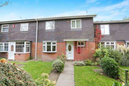 3 Bedrooms Terraced House for sale in Strathfield Walk, Merry Hill, Wolverhampton, West Midlands