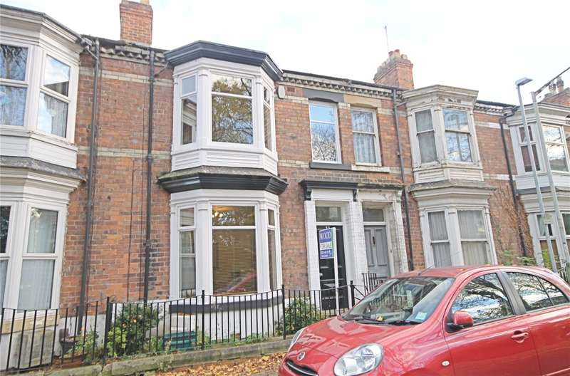 2 Bedrooms Terraced House for sale in Victoria Embankment, Darlington, County Durham, DL1