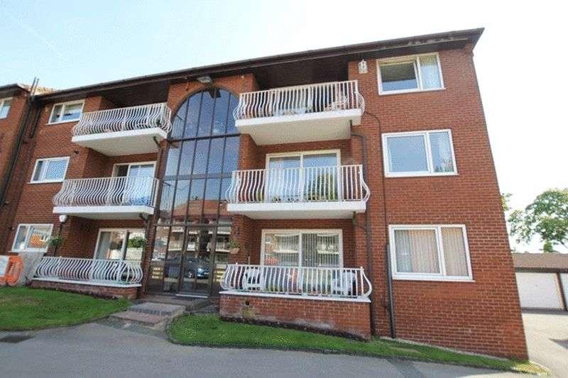 2 Bedrooms Flat for sale in Menlove Mansions, Calderstones, Liverpool, L18