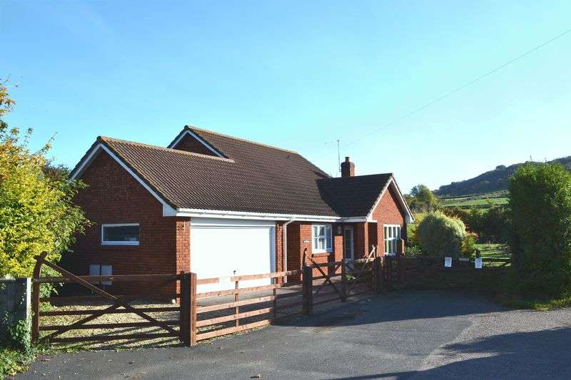 2 Bedrooms Detached Bungalow for sale in Byes Lane, Sidford, Sidmouth