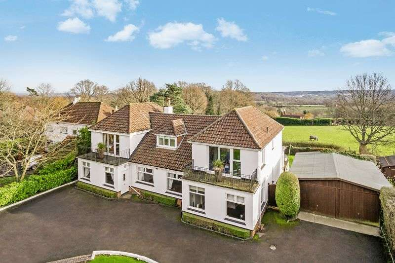 5 Bedrooms Detached House for sale in London Road, Tunbridge Wells
