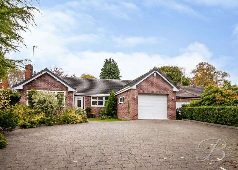4 Bedrooms Detached Bungalow for sale in Black Scotch Lane, Mansfield