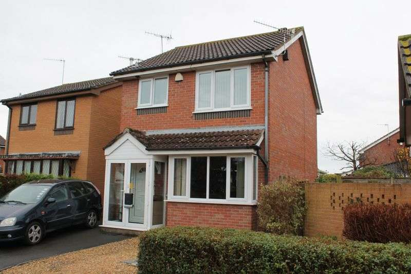 3 Bedrooms Detached House for sale in Bladen Close, Portishead