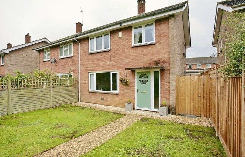 3 Bedrooms Semi Detached House for sale in Alice Smith Square, Oxford