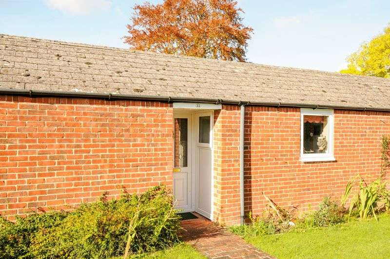 1 Bedroom Bungalow for sale in Dibleys, Blewbury