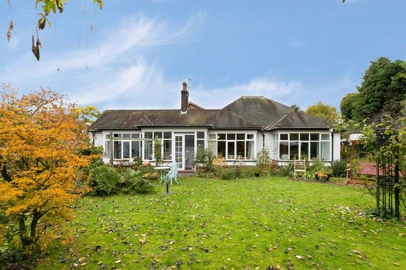 3 Bedrooms Detached Bungalow for sale in Sandy Lane Farm Bungalow, Sandy Lane, Holmeswood, L40 1UE
