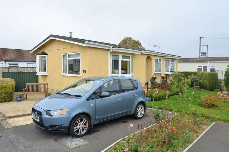 2 Bedrooms Detached Bungalow for sale in Greenacres Park, Meysey Hampton, Gloucestershire.