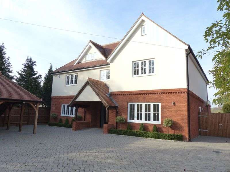 6 Bedrooms Detached House for sale in COOKHAM VILLAGE