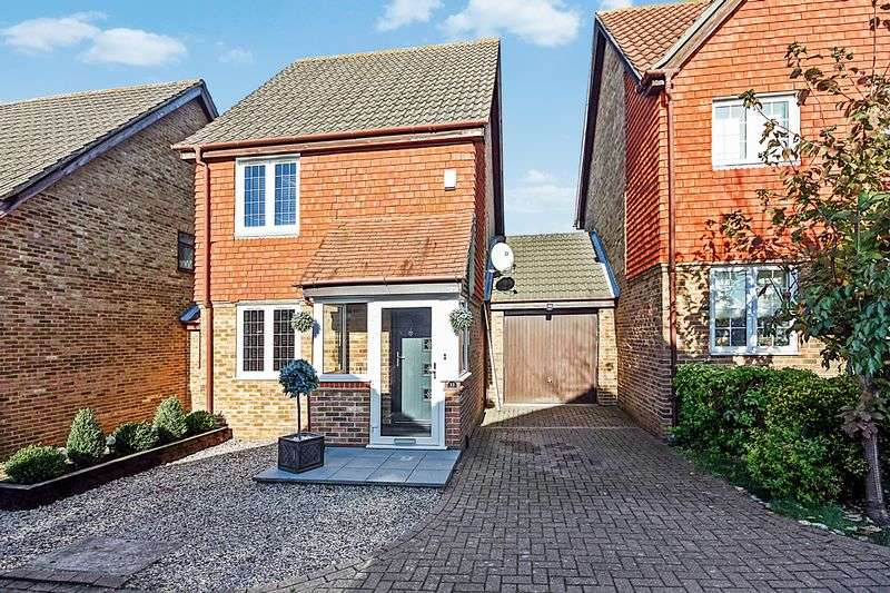 2 Bedrooms Detached House for sale in Telford Way, Hayes
