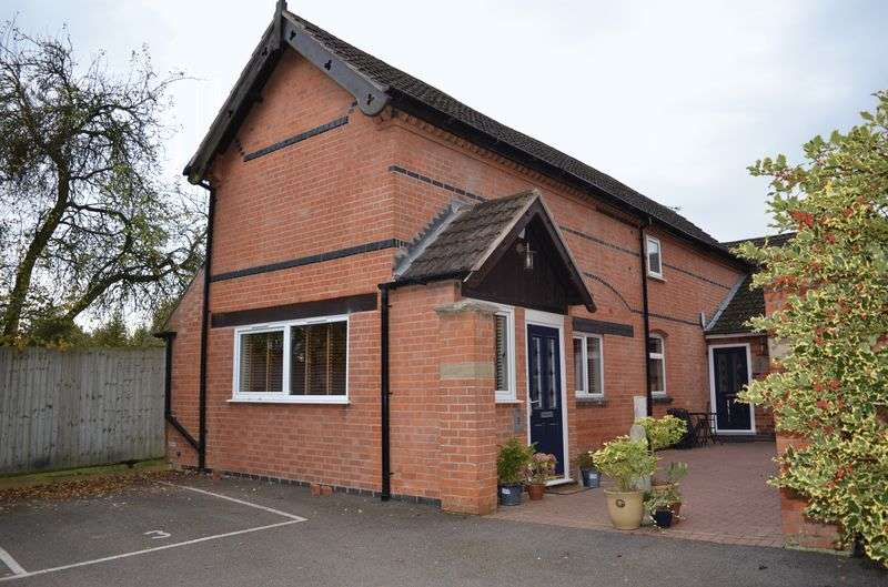 2 Bedrooms Semi Detached House for sale in The Coach House, The Grove, Barkby